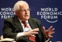 Wolf desconfia que a trajetória da economia americana esteja umbilicalmente atrelada à formação de grandes bolhas. Foto: Fórum Econômico Mundial/Qilai Shen