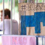 Ocupação de estudantes no Centro de Ensino Médio Elefante Branco, em Brasília. Foto: EBC/Marcelo Camargo.